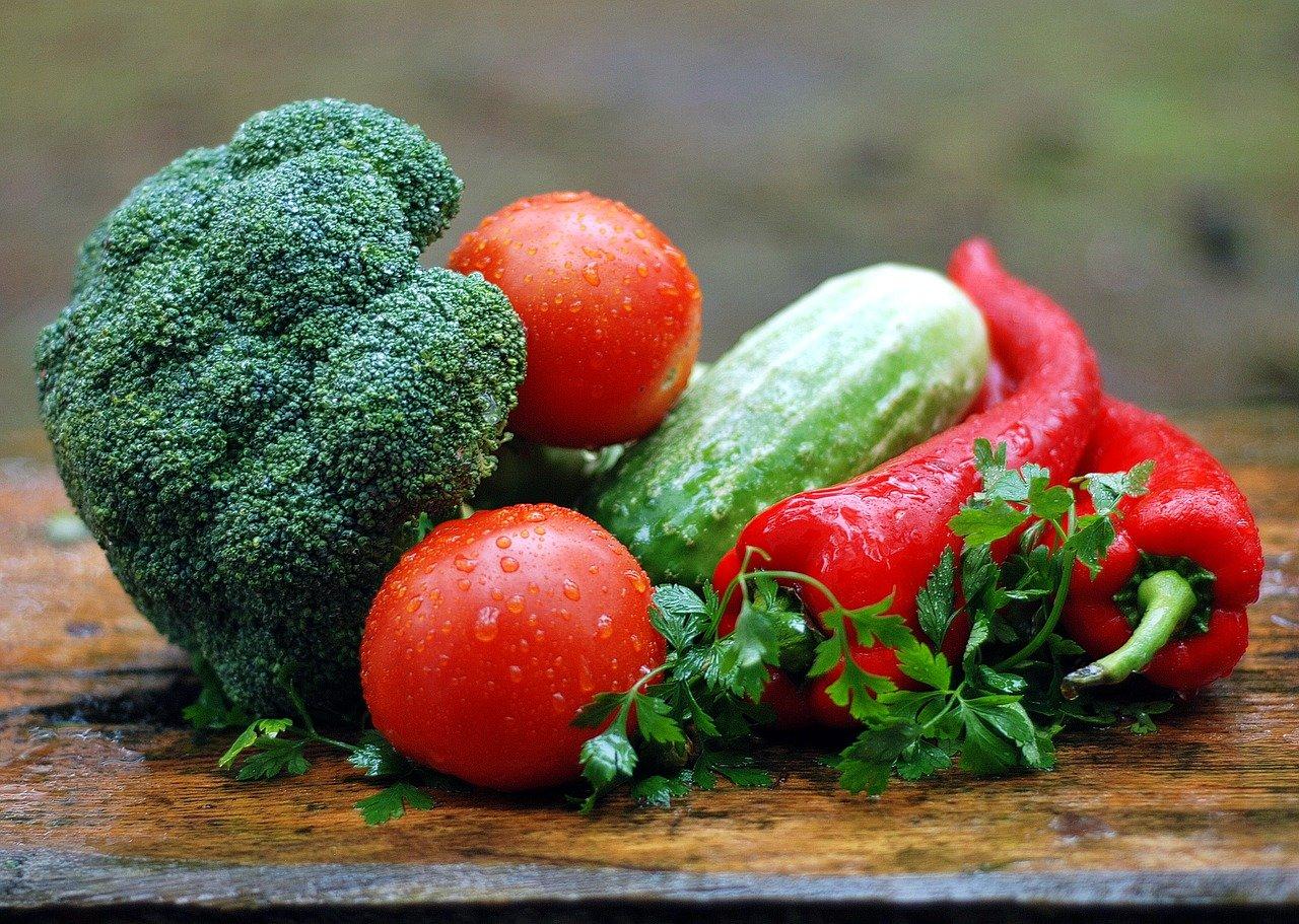 Naturalne, ekologiczne warzywa